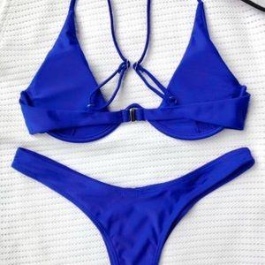 Zaful Swim - Zaful push up bathing suit